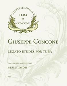 Concone Complete tuba