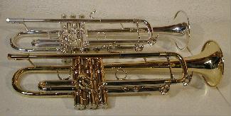 trumpet Vincent Bach SP