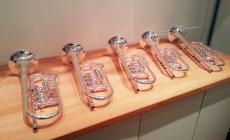 Yamaha FFM Tyska trumpeter