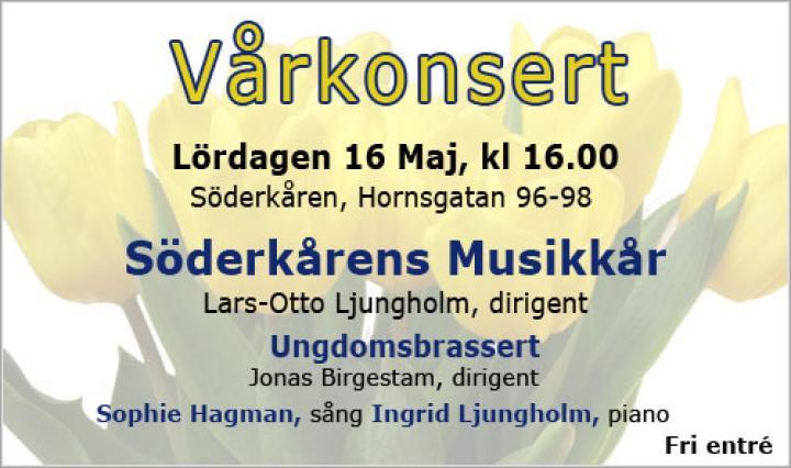 Opera med horn flottans musikkar intar riddarhuset